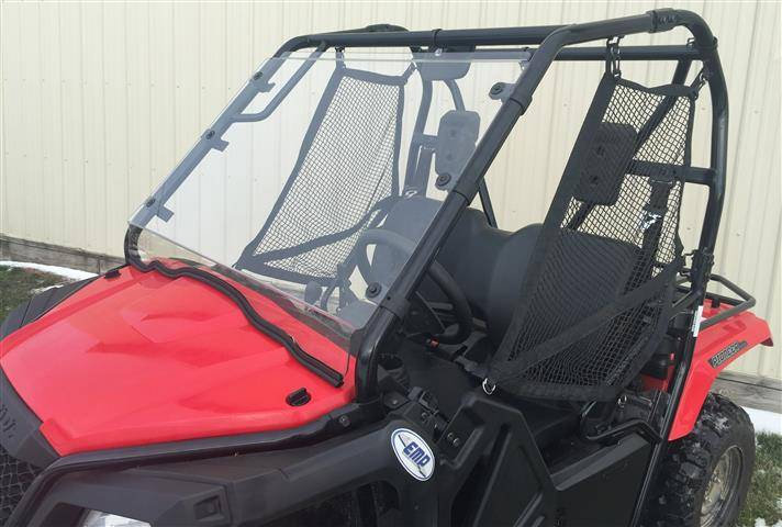 FRONT FULL WINDSHIELD FOR PIONEER 500