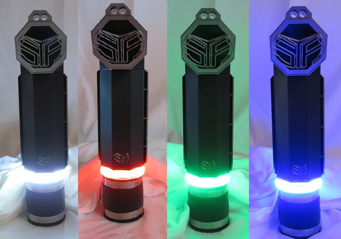 """SYA LED ACCENT LIGHTS FOR 2"""" WARRIOR RISERS"""