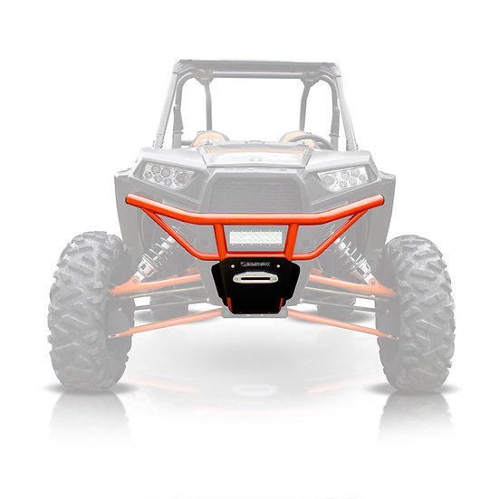 DEFENDER HD FRONT BUMPER FOR RZR 900, 1000, XP 1000, TURBO 1000