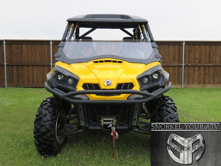 SYA Warrior Riser Snorkel kit for Can-Am Commander 800 1000 2 seater 2011-2017