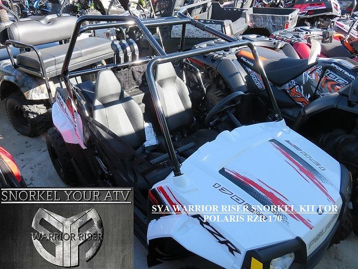 SYA Warrior Riser Snorkel kit for Polaris RZR 170 2010