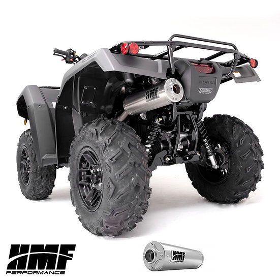 HMF TITAN FULL EXHAUST FOR RANCHER 420 IRS 15-20