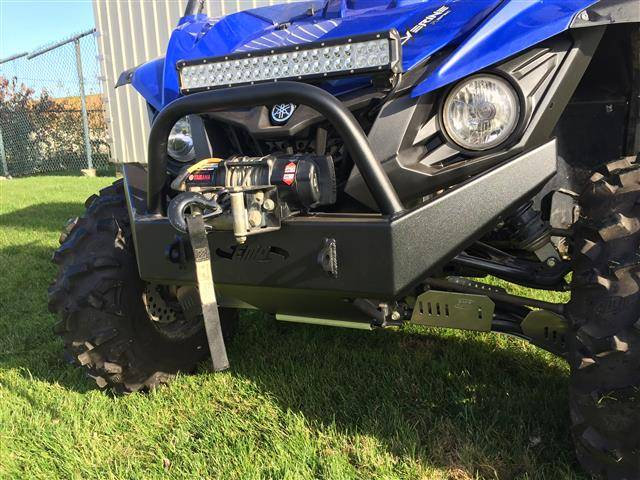 FRONT BUMPER BRUSH GUARD FOR WOLVERINE 700 & 850 X2 X4