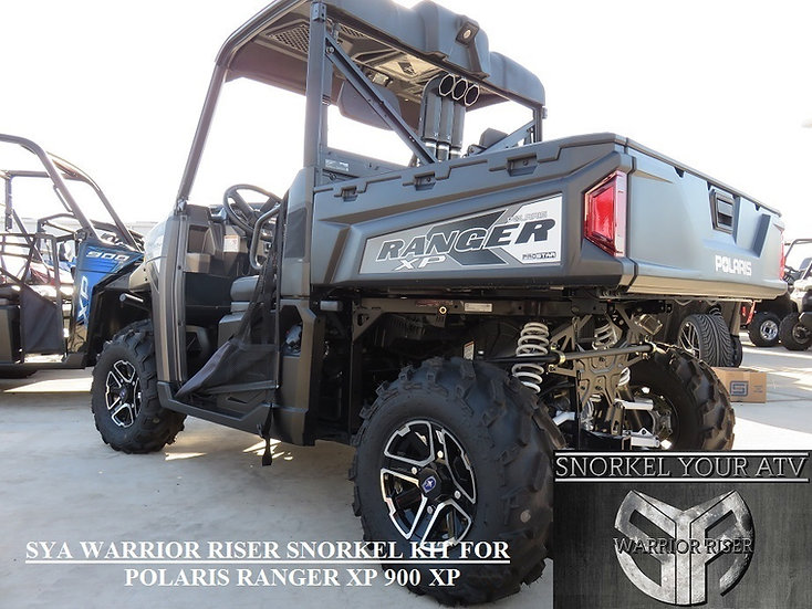 SYA Warrior Riser Snorkel kit for Polaris Ranger Full Size XP 1000 2017