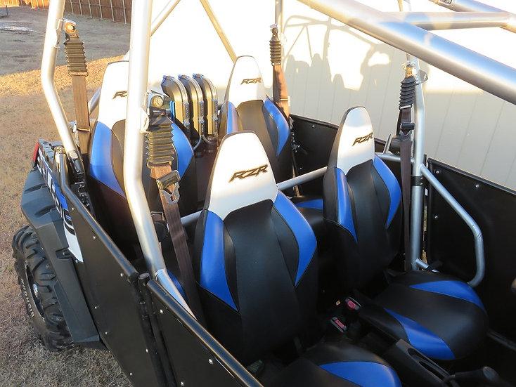 SYA Warrior Riser Snorkel kit for Polaris RZR 800 2011 - 2014
