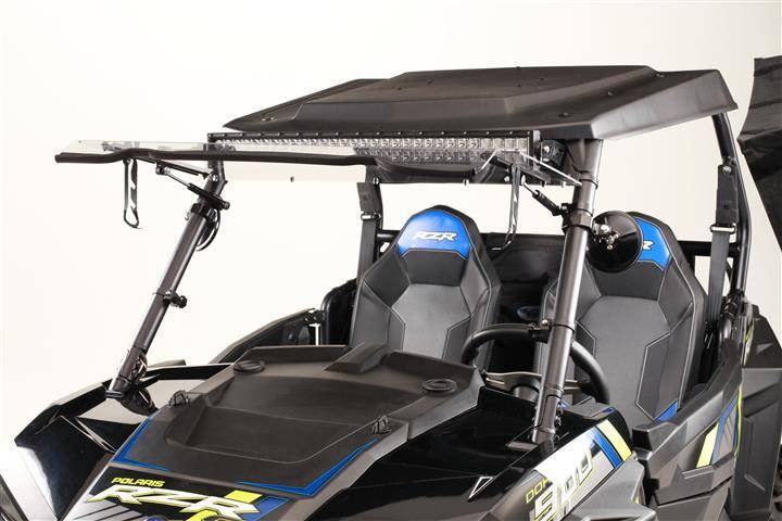 FLIP UP FRONT WINDSHIELD FOR RZR 900 1000S 1000XP