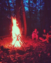 Campfire vibes._._._._._._._._#kirkwood2