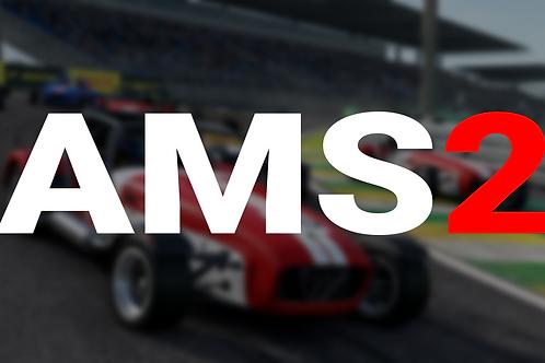 RST Software AMS2 License