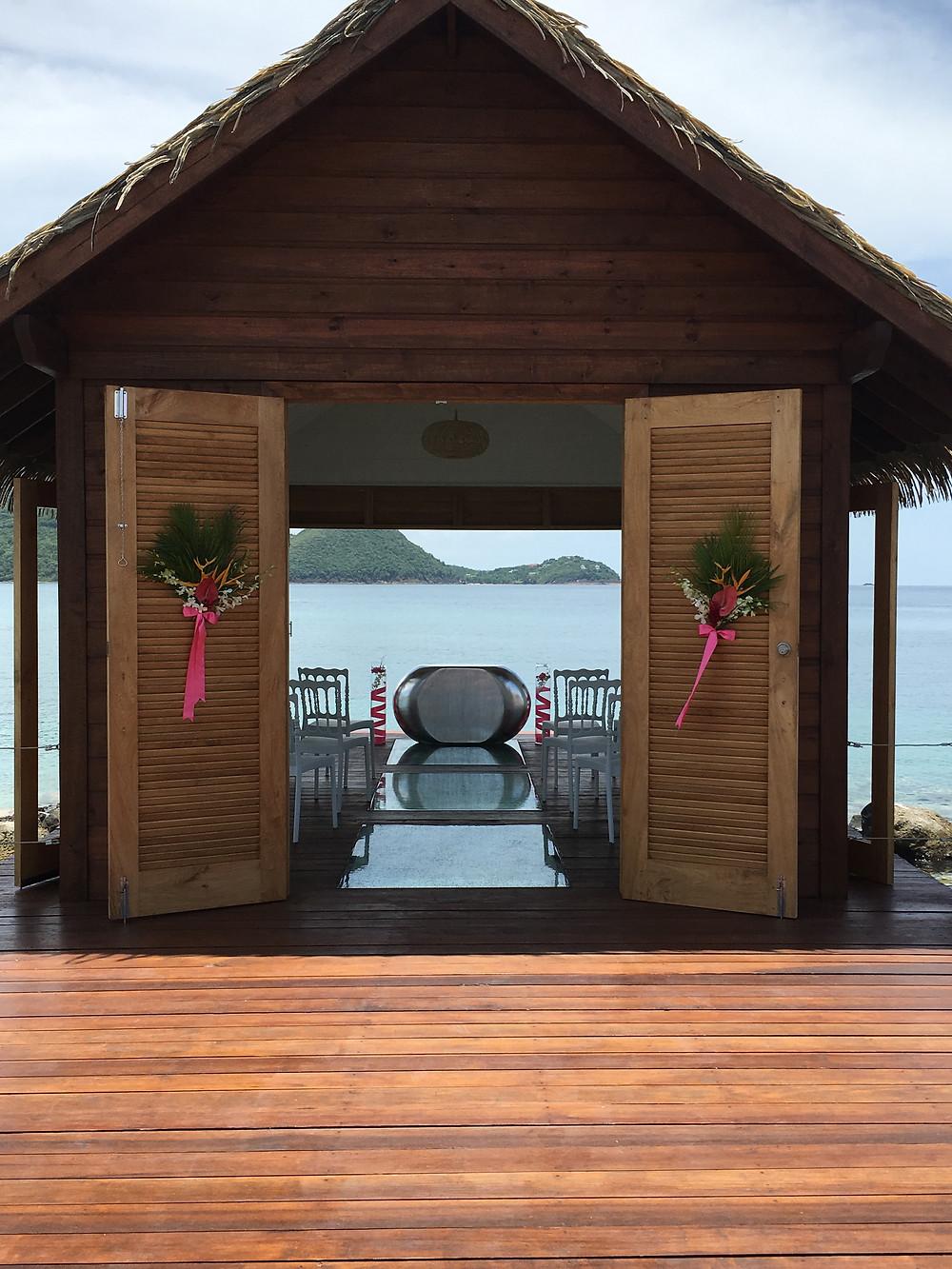 Destination Wedding, St. Lucia