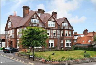 The Hoyl Group head office cromer norfolk upton house