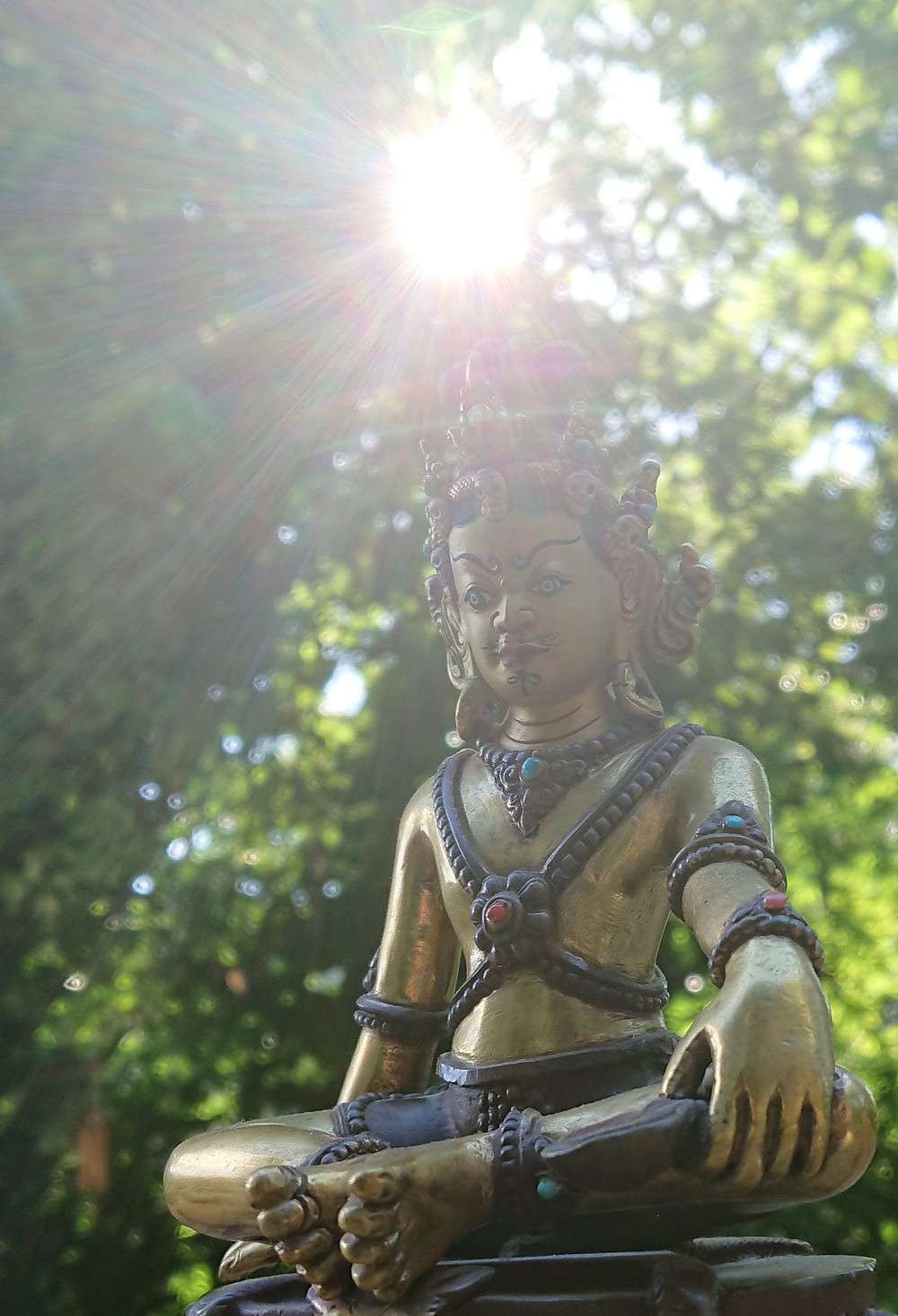 Mahasiddha Naropa (A Mahasiddha is one who attained enlightenment)