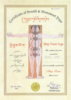 Tibetan Breath Yoga