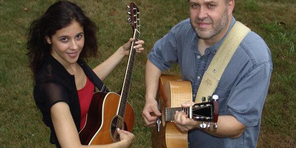 TWICE AROUND (Frank Veres & Luisa Tanno Duo)