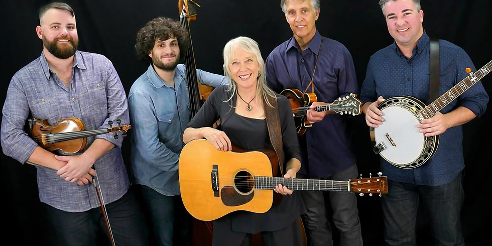 LAURIE LEWIS & THE RIGHT HANDS + PHIL ROSENTHAL