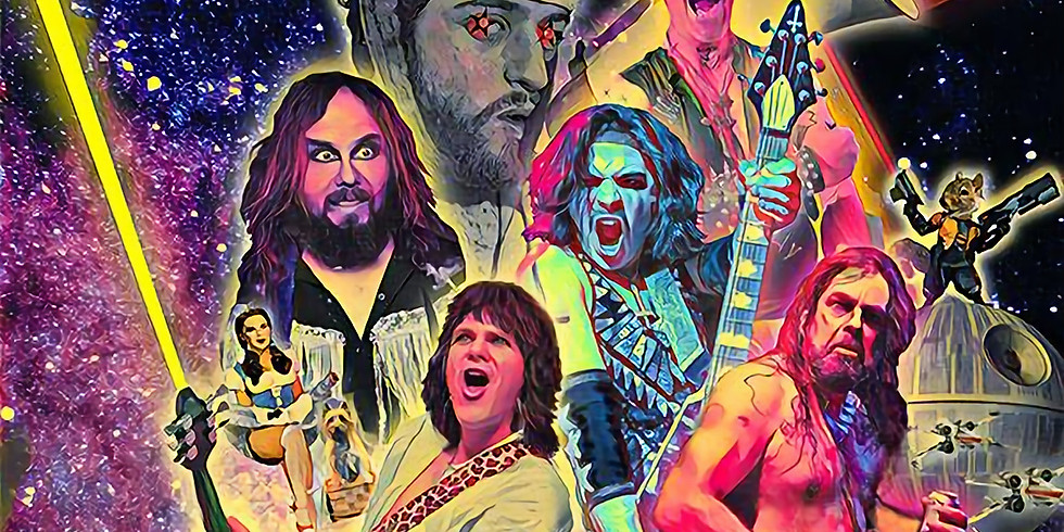 TRAGEDY: ALL METAL TRIBUTE TO THE BEE GEES & BEYOND + JOETOWN