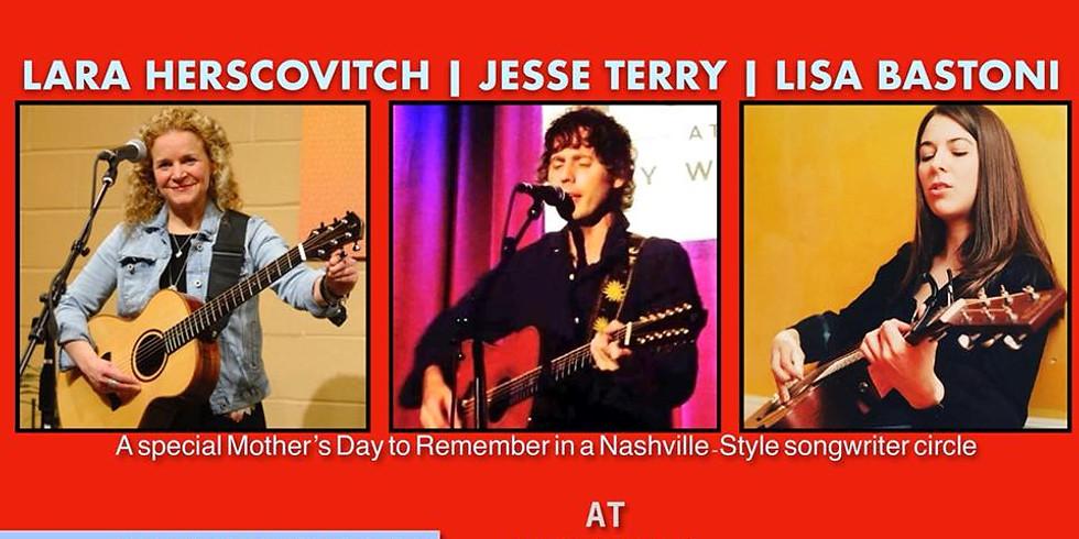 JESSE TERRY + LARA HERSCOVITCH + LISA BASTONI