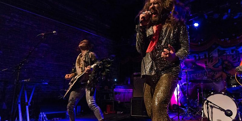 TRAGEDY: All Metal Tribute to the Bee Gees & Beyond