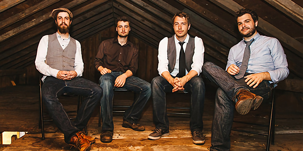 CANCELLED DUE TO POWER OUTAGES: THE SLOCAN RAMBLERS + EAVESDROP TRIO
