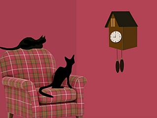 Nos animaux et le changement d'heure