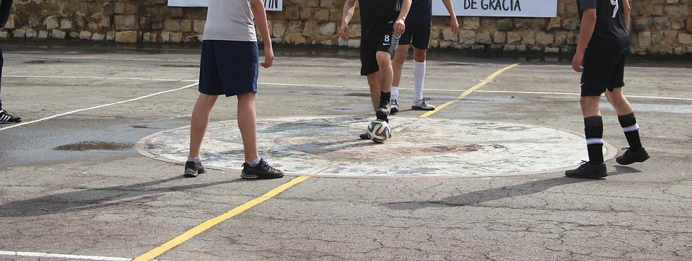 Equipo de fútbol de la provincia