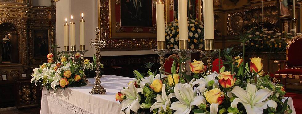 Ceremonia de ordenaciones diaconal y presb