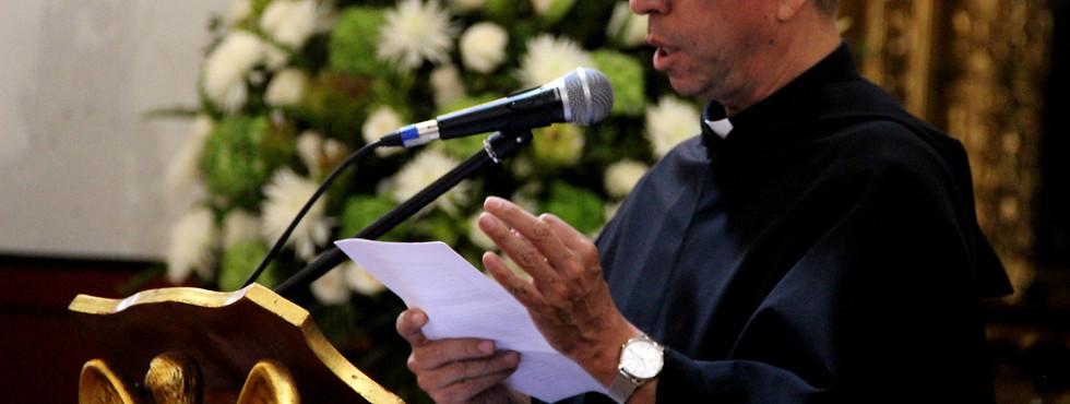 P. Fray Miguel Villamizar, OSA