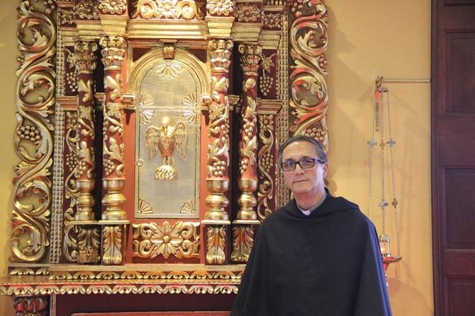 Mensaje del Padre Marino, Prior Provincial.
