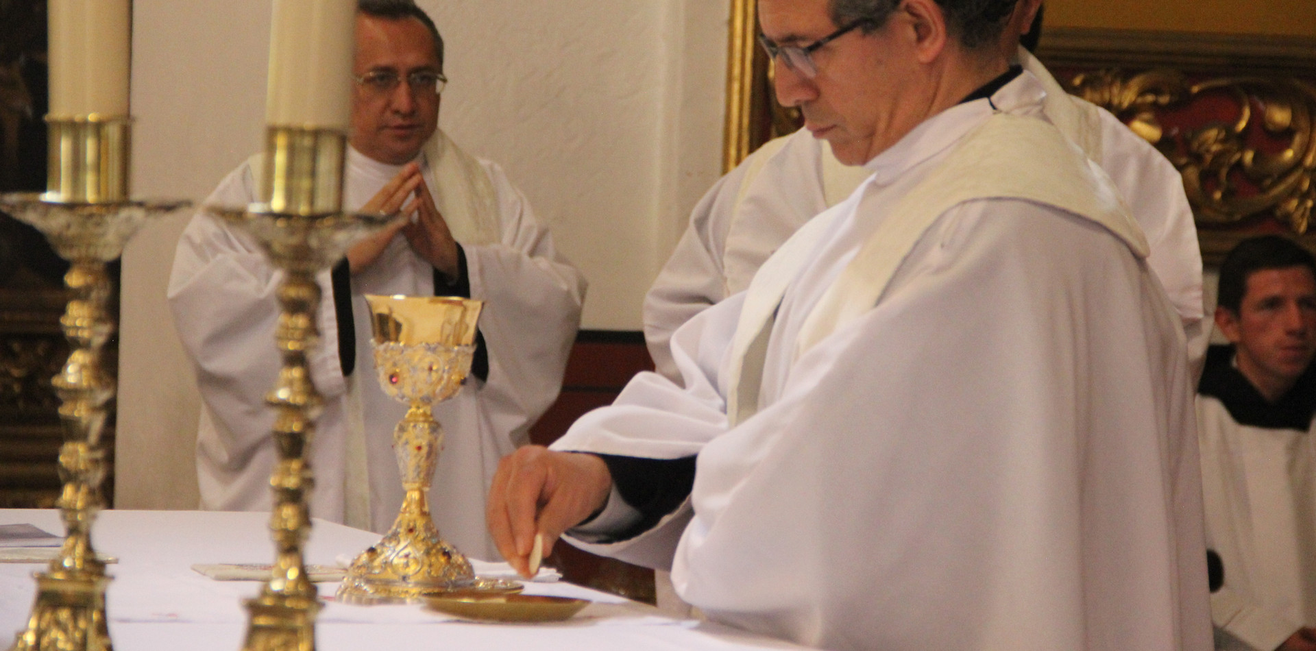Eucaristía solemne - Día de San Agustín