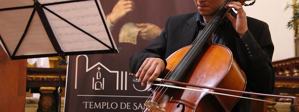 Concierto Música Barroca - 350 años Temp