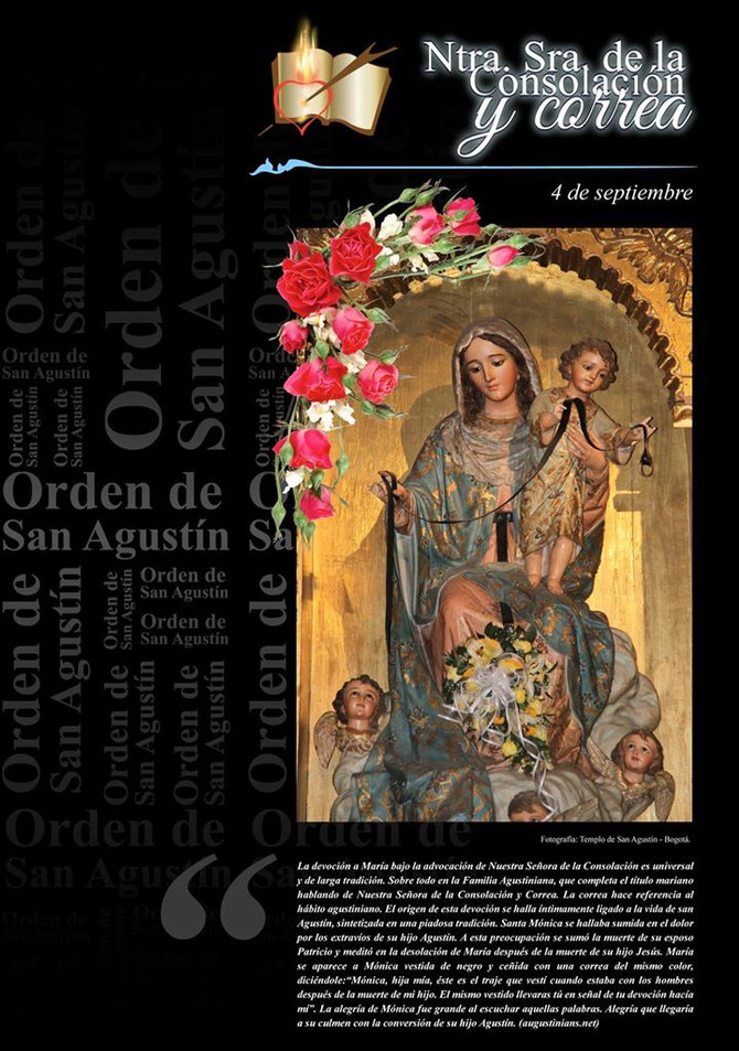 Nuestra Señora, Madre de la Consolación y Correa