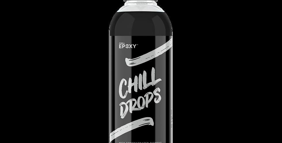 Chill Drops Opaque Black 4oz