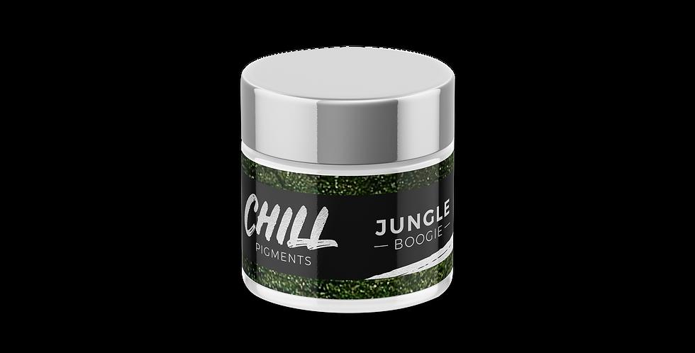 Chill Metallic Pigment, Jungle Boogie, 1oz