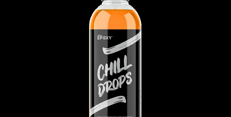 Chill Drops Opaque Orange 4oz