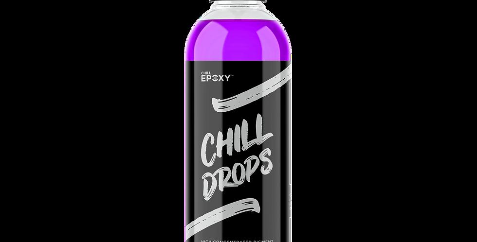 Chill Drops Transparent Mauve 4oz