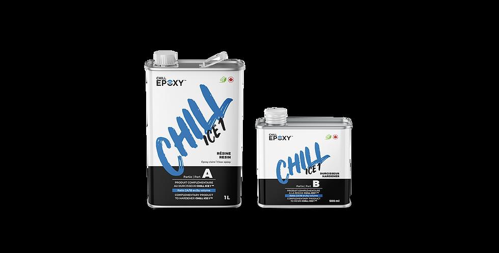 CHILL ICE 1 Epoxy, 1.5L Kit