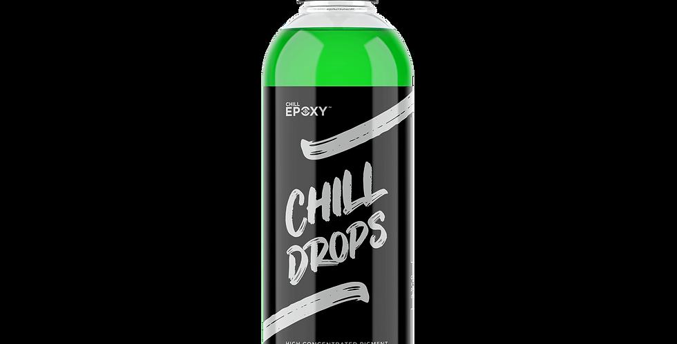 Chill Drops Opaque Green 4oz