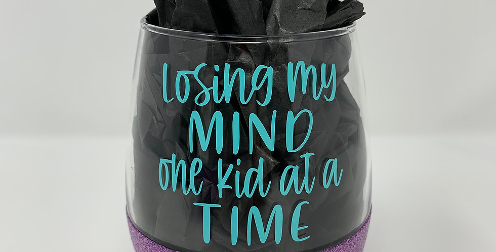 Losing My Mind...