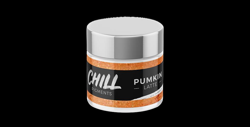Chill Metallic Pigment, Pumpkin Latte, 1oz