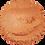 Thumbnail: Chill Metallic Pigment, Pumpkin Latte, 1oz