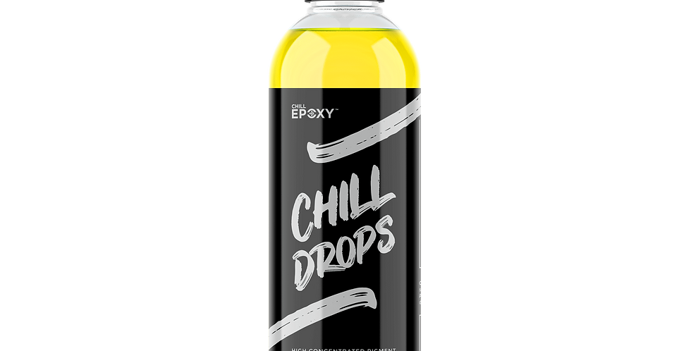 Chill Drops Opaque Yellow 4oz
