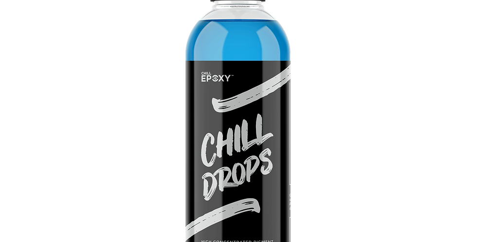 Chill Drops Opaque Baby Blue 4oz
