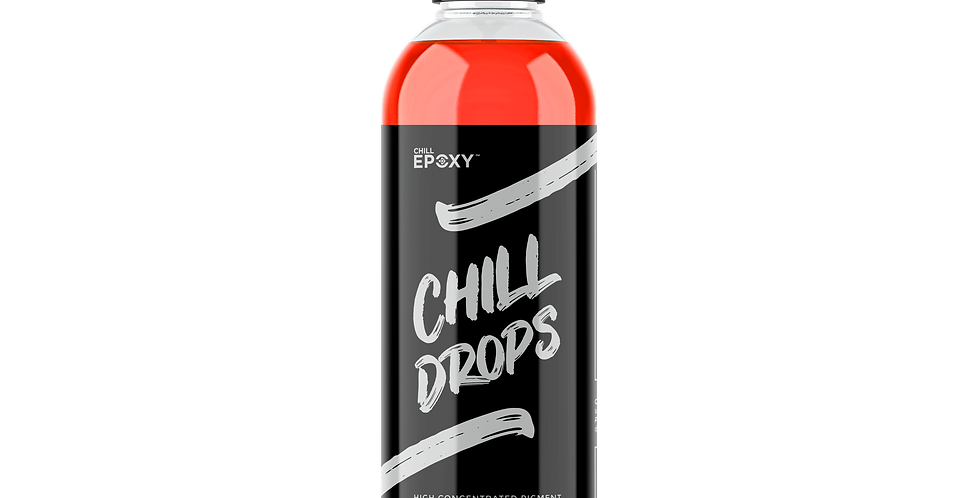 Chill Drops Opaque Red 4oz