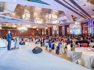 華美銀行董事長吳建民應邀出席百人會2019大中華年會