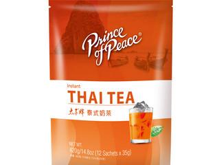 太子牌新品泰式奶茶  發起買就捐行動 分享美味 分享愛