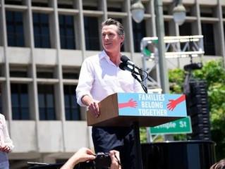 【加州】: 州長紐森或將發起反對罷免行動