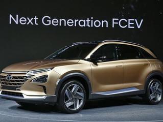 現代汽車新一代氫氣休旅車―優越行車距離與亮眼風格的絕對保證