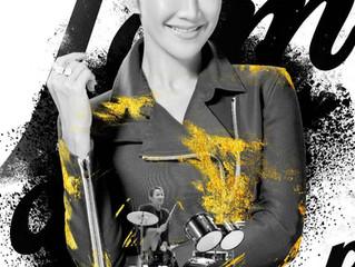 我是歌手第四季 性感女王李玟海報曝光