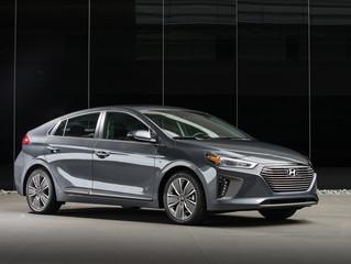 現代汽車榮獲兩項優良設計大獎! 現代電動車Ioniq以及Vision G概念車榮獲大獎肯定