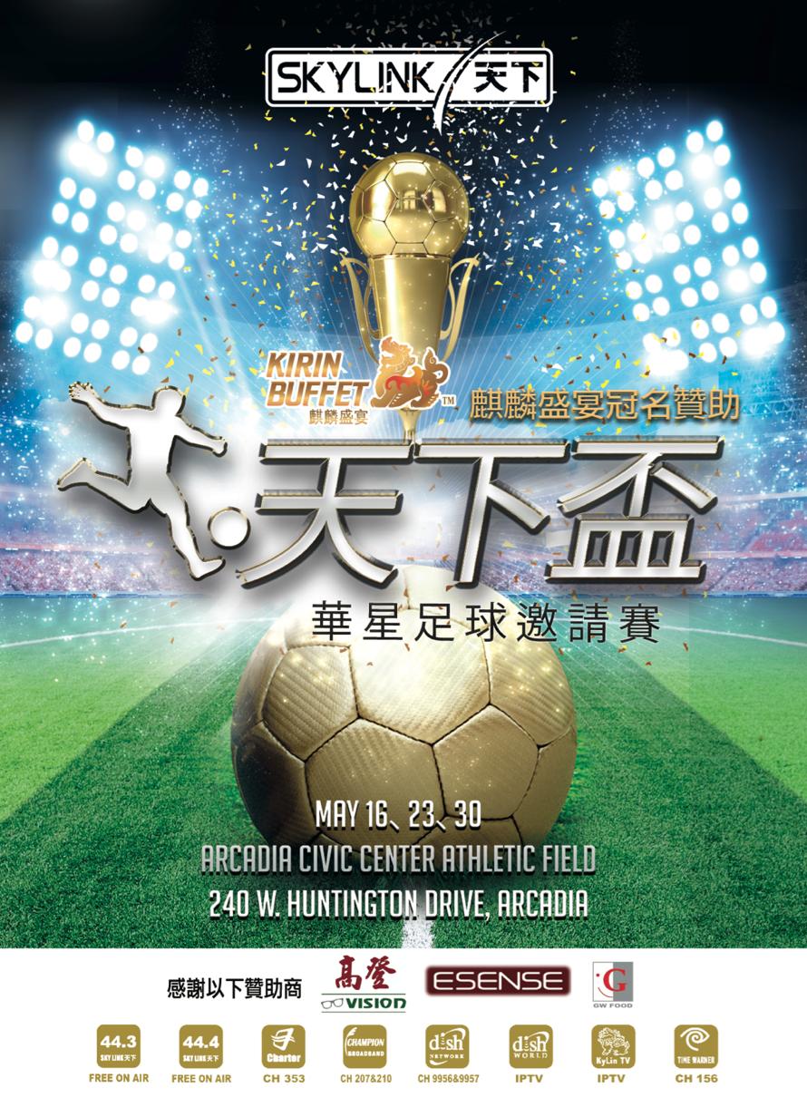 [結束] 2014 天下盃 華星足球邀請賽