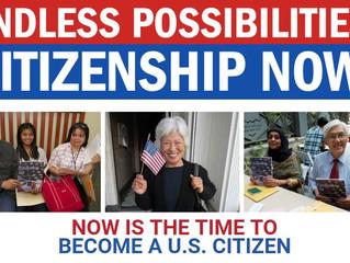 洛杉磯『Citizenship Now』 大型免費公民入籍教育活動9/17舉行